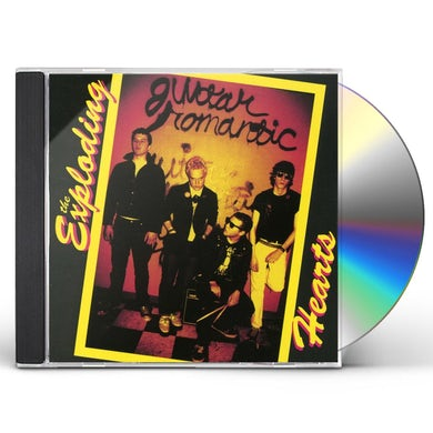 Exploding Hearts GUITAR ROMANTIC CD