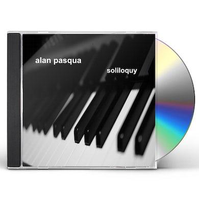 Alan Pasqua SOLILOQUY CD