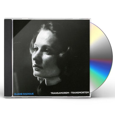 Eliane Radigue TRANSAMOREM: TRANSMORTEM CD