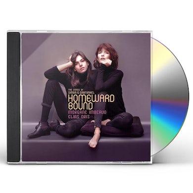 Morgane Imbeaud HOMEWARD BOUND: SONGS OF SIMON & GARFUNKEL CD