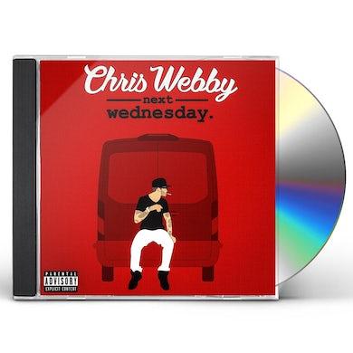 Chris Webby NEXT WEDNESDAY CD