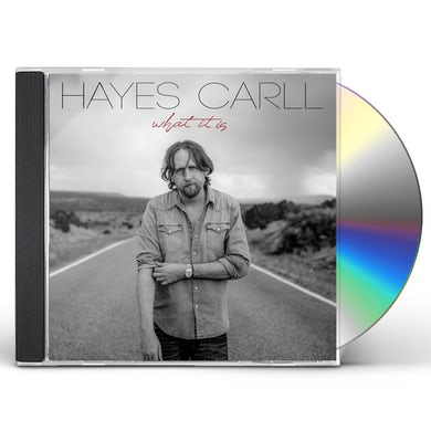 Hayes Carll WHAT IT IS CD