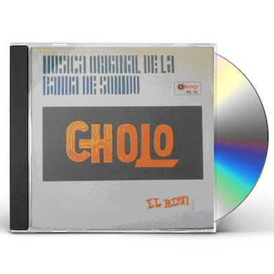 El Polen CHOLO (MUSIC FROM THE ORIGINAL FILM) CD