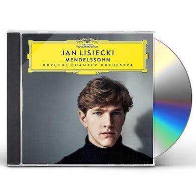 Jan Lisiecki MENDELSSOHN CD