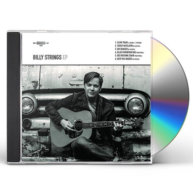 Billy Strings EP CD