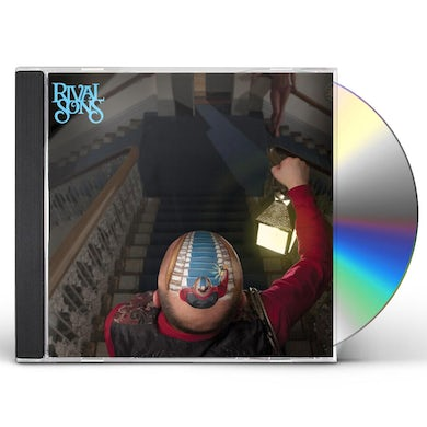 Rival Sons PRESSURE & TIME (FDR REMASTERED AUDIO) CD