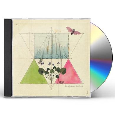 Way Down Wanderers ILLUSIONS CD