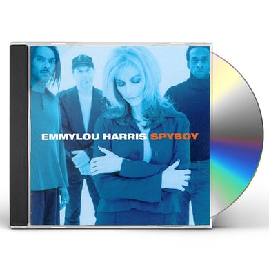 Emmylou Harris SPYBOY CD