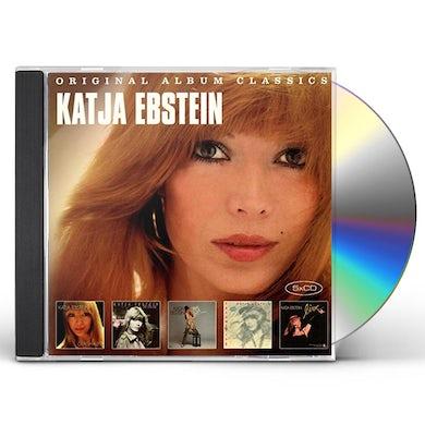 Katja Ebstein ORIGINAL ALBUM CLASSICS CD