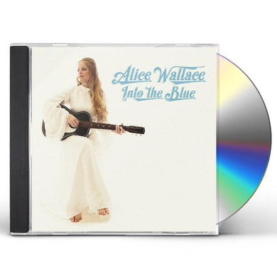 Alice Wallace INTO THE BLUE CD