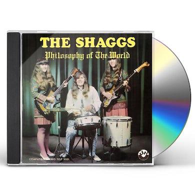 Shaggs PHILOSOPHY OF THE WORLD CD