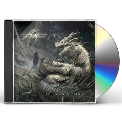 Contrarian THEIR WORM NEVER DIES CD