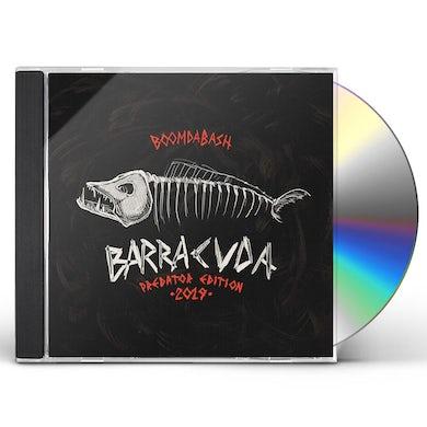 BoomDaBash BARRACUDA (PREDATOR EDITION 2019) CD