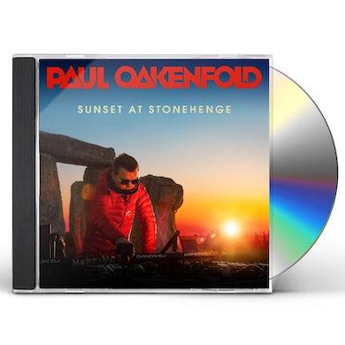 Paul Oakenfold SUNSET AT STONEHENGE CD