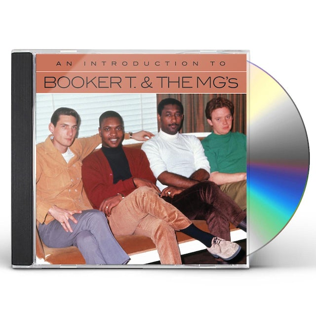 Booker T. & the M.G.'s AN INTRODUCTION TO CD