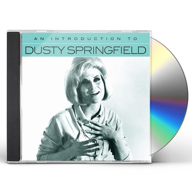 Dusty Springfield AN INTRODUCTION TO CD