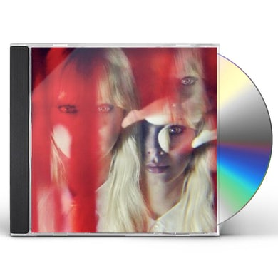 Chromatics CAMERA (DELUXE) CD