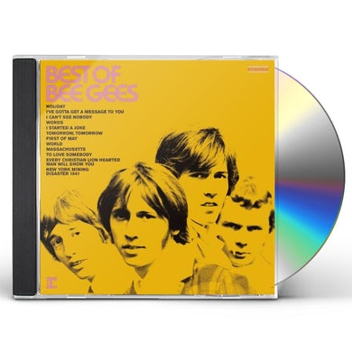 BEST OF BEE GEES 1 CD