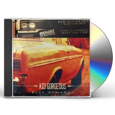 Kid Gorgeous BLUE ROMANCE CD
