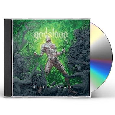Godslave REBORN AGAIN CD