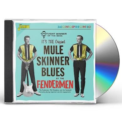 Fendermen MULE SKINNER BLUES CD