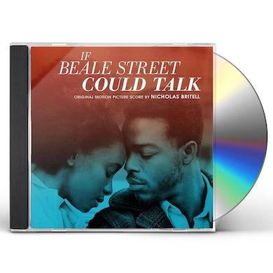 Nicholas Britell IF BEALE STREET COULD TALK (ORIGINAL MOTION SCORE) CD