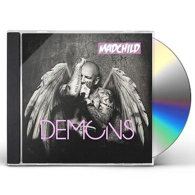 DEMONS CD