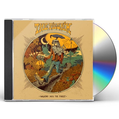 Pilgrim WALKING INTO THE FOREST CD