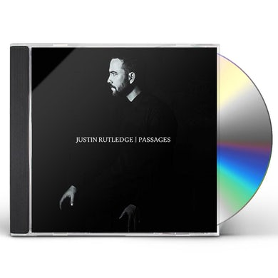 Justin Rutledge PASSAGES CD