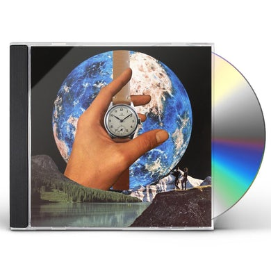 Moka Only PATINA CD