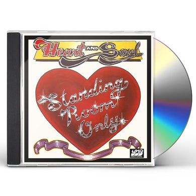 Standing Room Only HEART AND SOUL CD