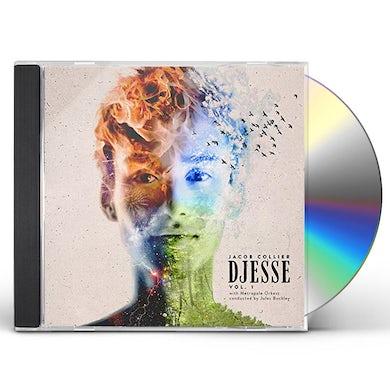 DJESSE VOL 1 CD