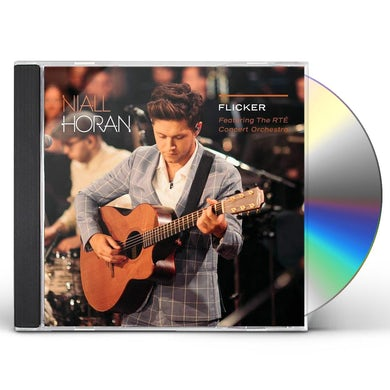 Niall Horan FLICKER (LIVE): FEATURING RTE CONCERT ORCHESTRA CD