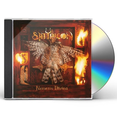 Satyricon NEMESIS DIVINA CD