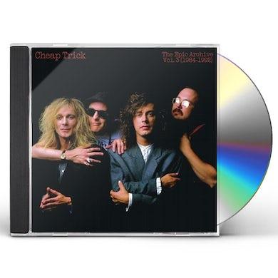 Cheap Trick EPIC ARCHIVE VOL. 3 (1984-1992) CD