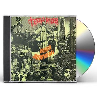Terrorizer WORLD DOWNFALL (CD DIGIPACK FDR AUDIO) CD