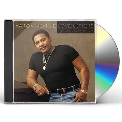 Aaron Neville LOVE LETTERS: THE ALLEN TOUSSAINT SESSIONS CD