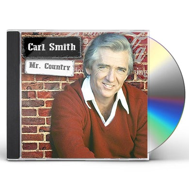 Carl Smith MR COUNTRY CD