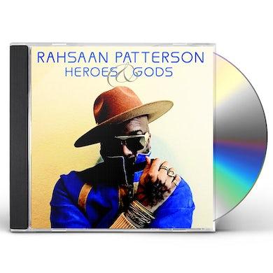 Rahsaan Patterson HEROES & GODS CD