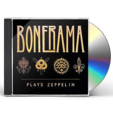 BONERAMA PLAYS ZEPPELIN CD
