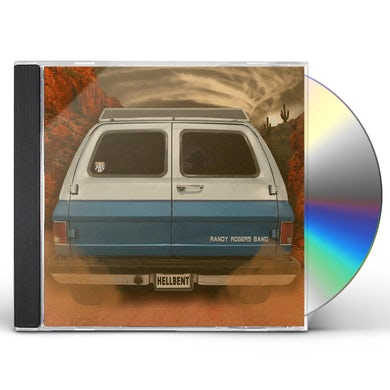 Randy Rogers HELLBENT CD