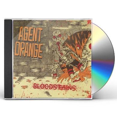 Agent Orange BLOODSTAINS CD