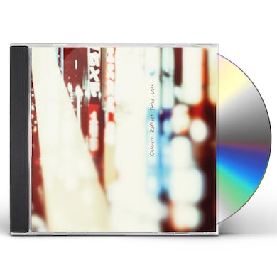 Maps COLOURS. REFLECT. TIME. LOSS CD