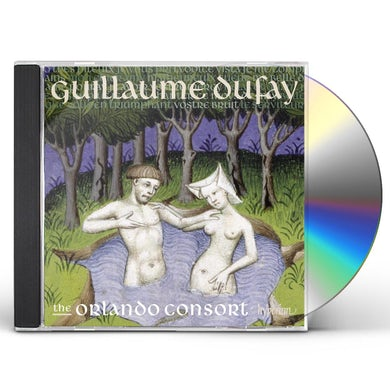 Orlando Consort DUFAY: LAMENT FOR CONSTANTINOPLE CD
