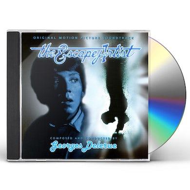Georges Delerue ESCAPE ARTIST: ORIGINAL MOTION PICTURE SOUNDTRACK CD