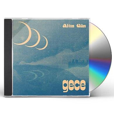 Altın Gun GECE CD