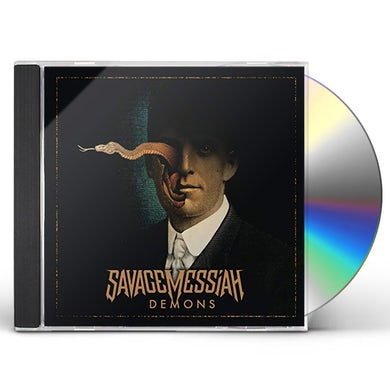 SAVAGE MESSIAH - DEMONS CD