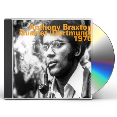 Anthony Braxton DORTMUND 1976 CD