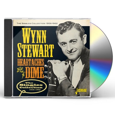 HEARTACHES FOR A DIME: SINGLES COLLECTION 56-62 CD