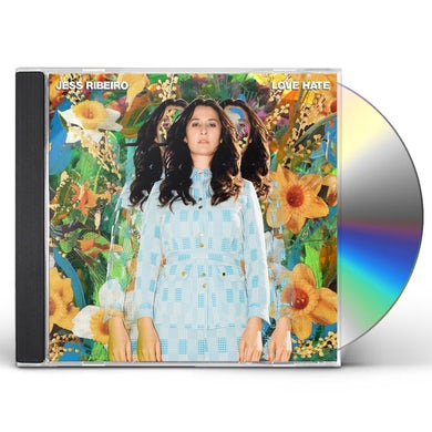 Jess Ribeiro LOVE HATE CD